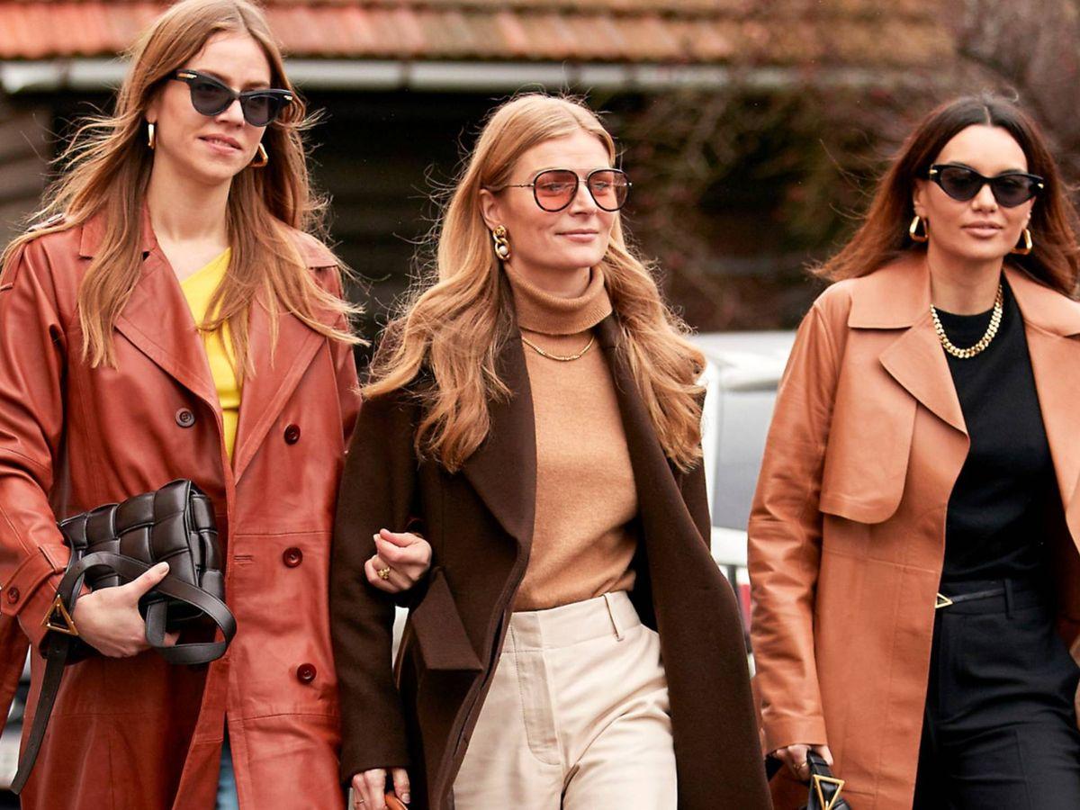 Foto: Nos inspiramos en el street style de la Semana de la Moda de Copenhague. (Imaxtree)