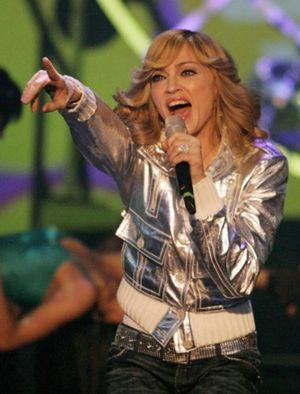 El nuevo álbum de Madonna se titulará 'Hard Candy' y se lanzará en abril