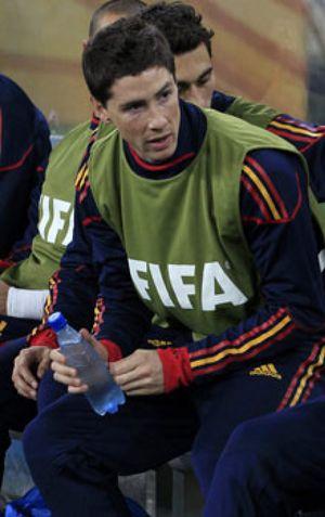 Fernando Torres verá la final desde el banquillo