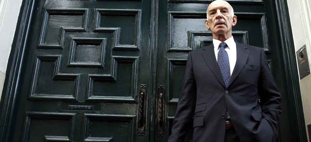 El exsubcomisario José Amedo. (EFE)