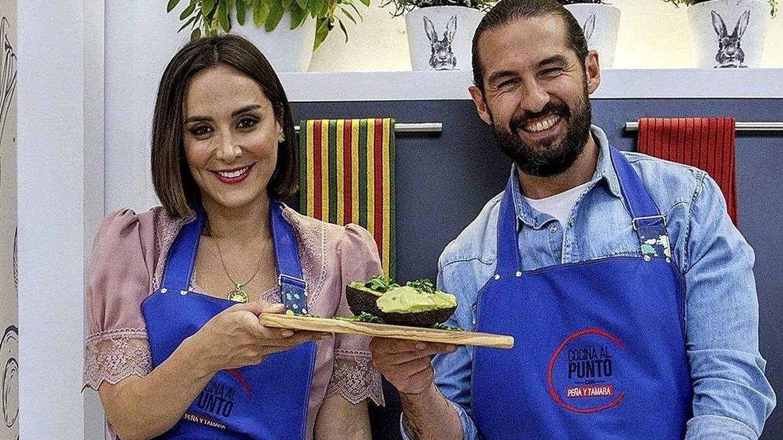 Así es el chef Peña, compañero de fogones de Tamara Falcó en 'Cocina al punto' de TVE