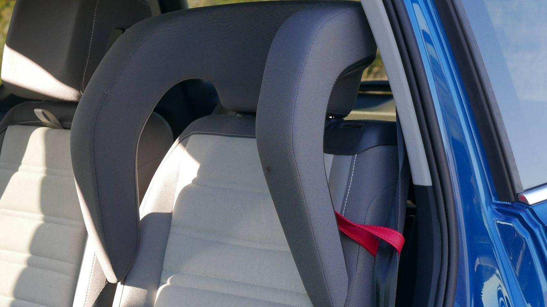 Volkswagen touran el monovolumen de 7 plazas de for Asientos infantiles coche