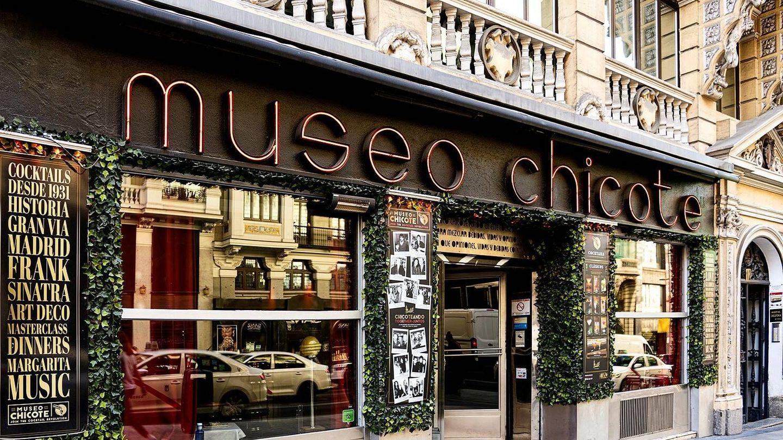 Museo Chicote.