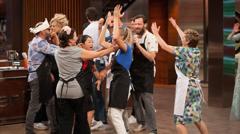 Marina, Usun, Pepón, Silvia y Carlos compiten por volver al programa
