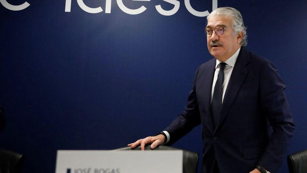 Foto: El consejero delegado de Endesa, José Bogas.