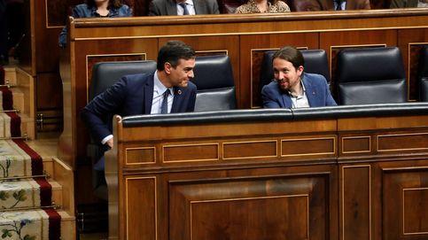 Donde Sánchez e Iglesias pueden demostrar que son poderosos