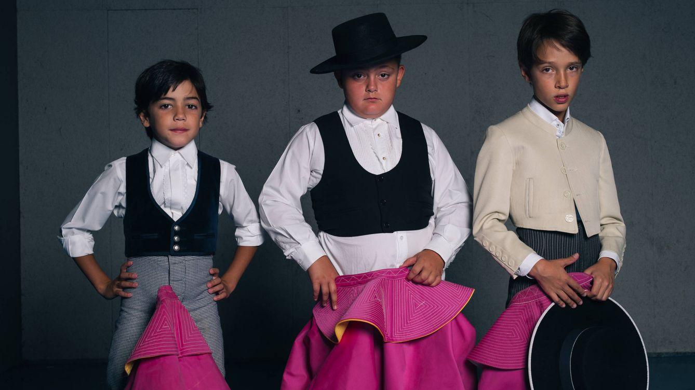 Foto: Vea aquí las fotos del día a día en la Escuela taurina de la Diputación de Salamanca (dansanphoto.com)