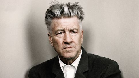 David Lynch, portada de Gentleman mayo