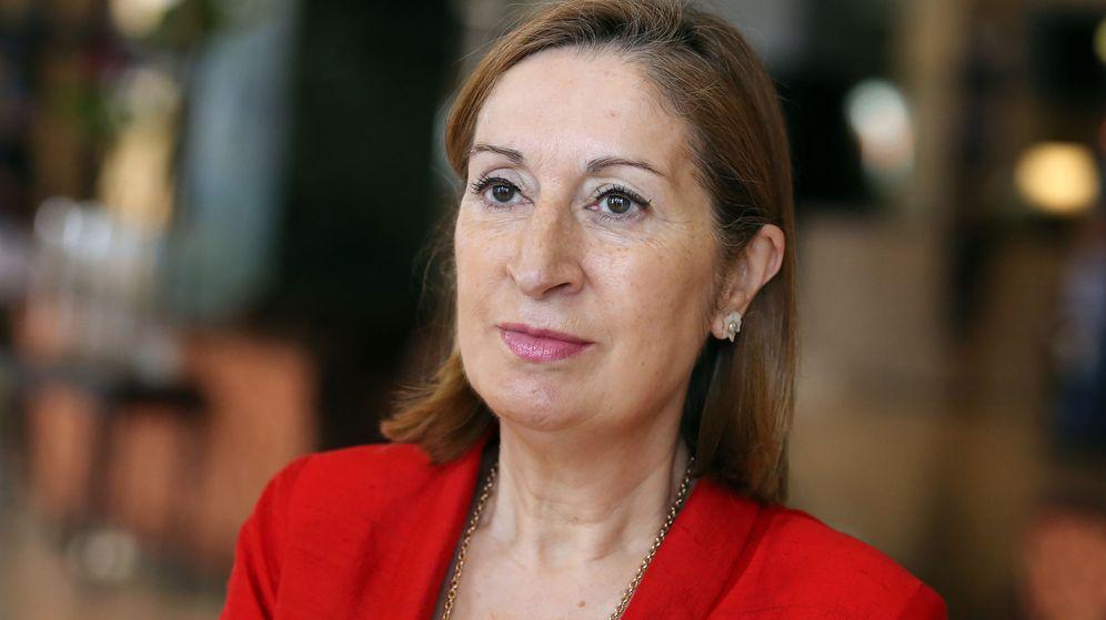 Foto: La ministra de Fomento en funciones, Ana Pastor. (EFE)