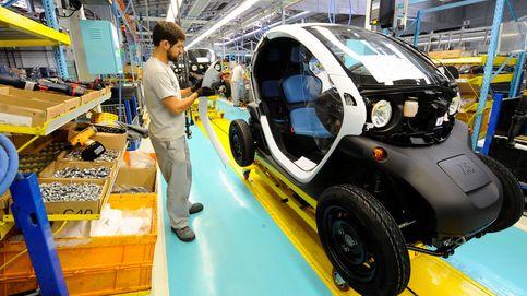 Renault aumenta sus ventas un 1,1% en el primer trimestre