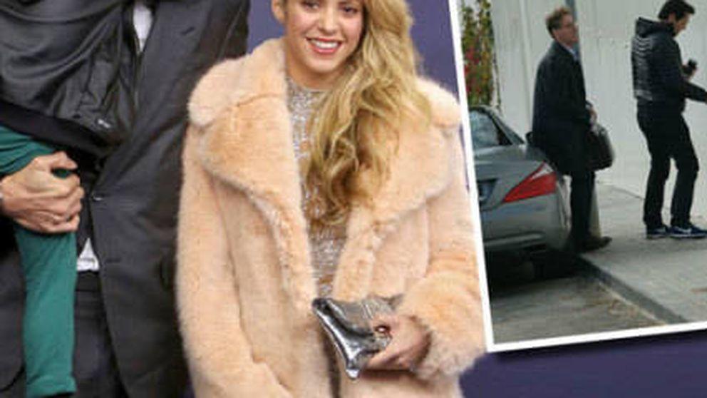 Nuevo susto para Shakira con la salud de sus hijos, Sasha y Milan