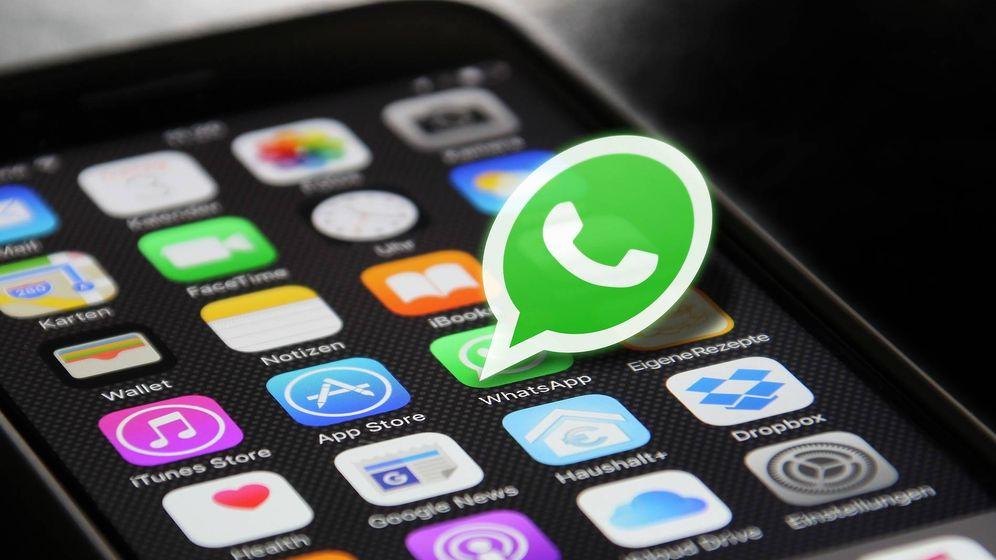 Foto: La aplicación de WhatsApp se reproduce en un 'smartphone'. (Pixabay)