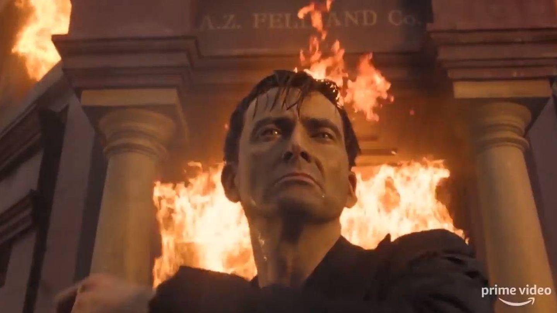 'God Omens' (Prime Video)