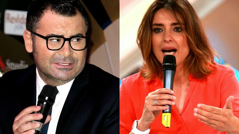 Jorge Javier y Sandra Barneda, juntos en 'Supervivientes'... y no se soportan