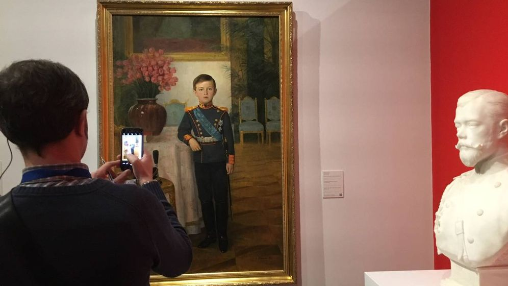 Foto: Exposición de los Romanov en el Museo Ruso de Málaga (Agustín Rivera)