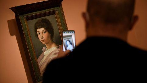 Vista de la obra 'Retrato de un joven'