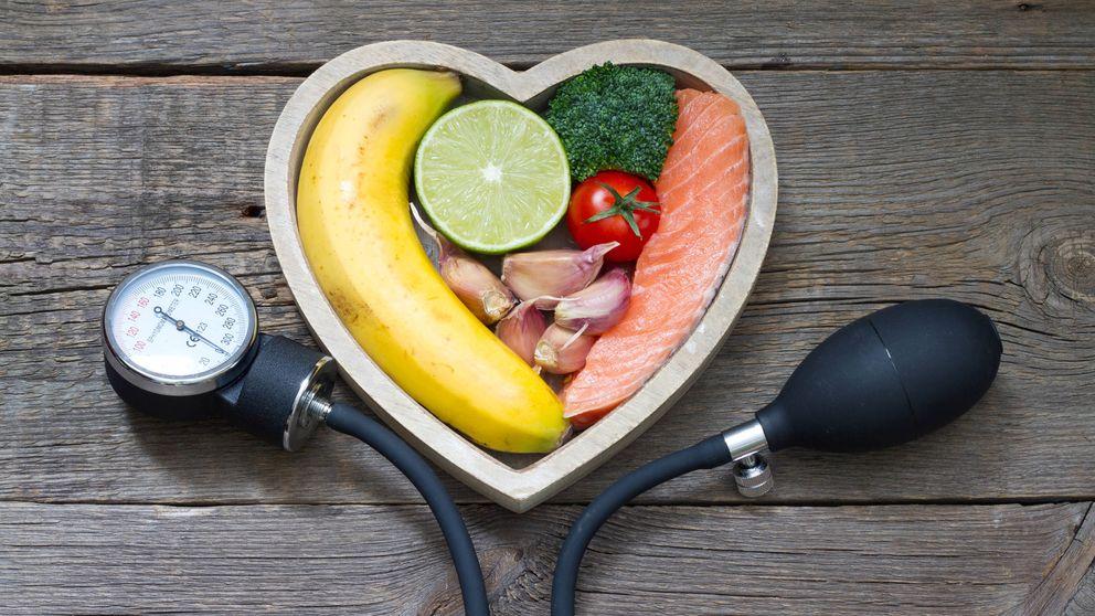Tu alimentación puede hacer mucho por mejorar tu hipertensión
