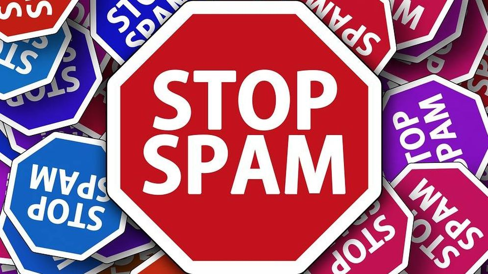 Foto: Lucha contra el spam. Foto: Pixabay