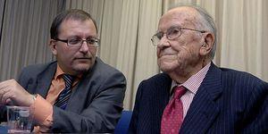 Santiago Carrillo presentará las memorias políticas de Ibarretxe en Madrid