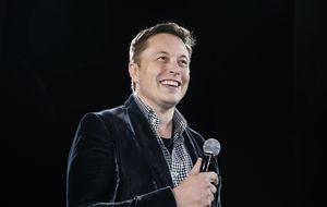Elon Musk, el hombre del año