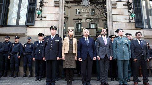 Trapote y Gozalo, los jefes de la Guardia Civil y la Polícía Nacional que plantan cara al 1-O