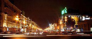 San Petersburgo es la nueva Venecia