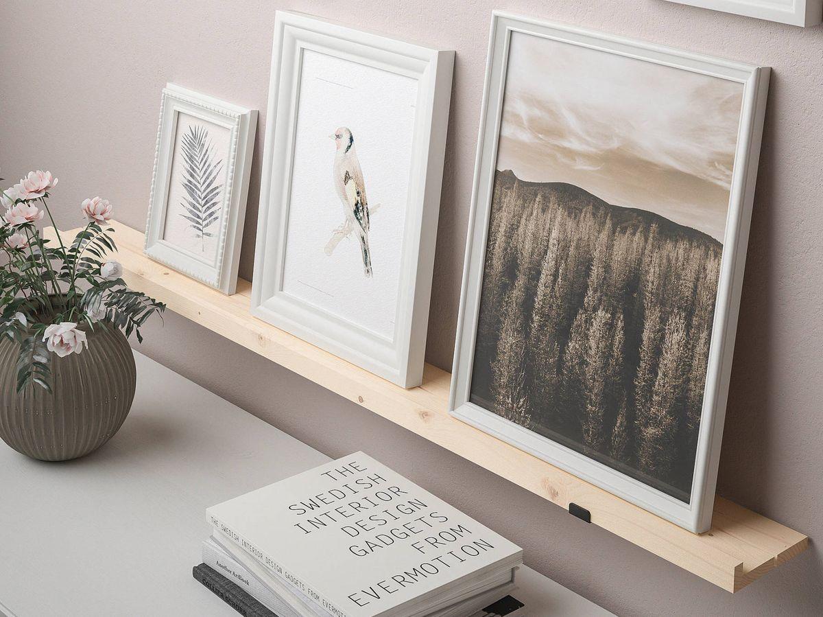 Foto: Novedades de decoración de Ikea. (Cortesía)