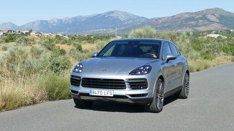 Porsche Cayenne Coupe, máxma deportividad