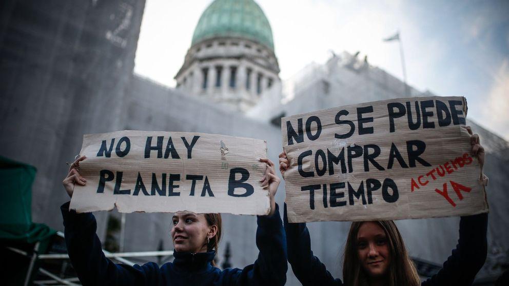 ¿Es inútil luchar contra el cambio climático? Un artículo así lo defiende