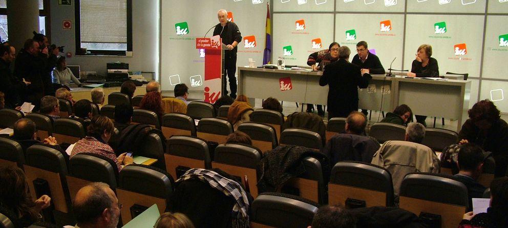 Tania Sánchez gana el pulso en IU para concurrir en un frente con Podemos