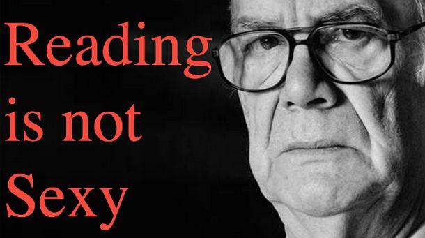 Foto: El plan de estudios de Literatura es perfecto para destruir lectores
