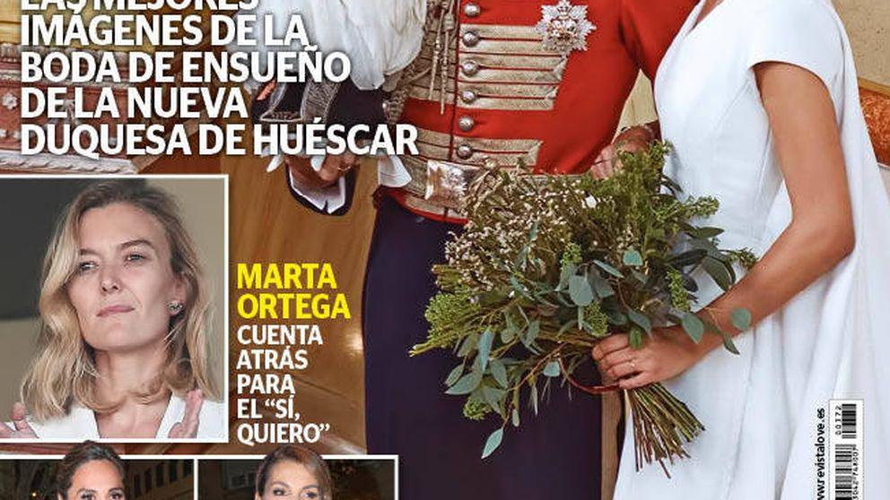 Kiosko: del miedo de Terelu Campos al bodón de Sofía Palazuelo
