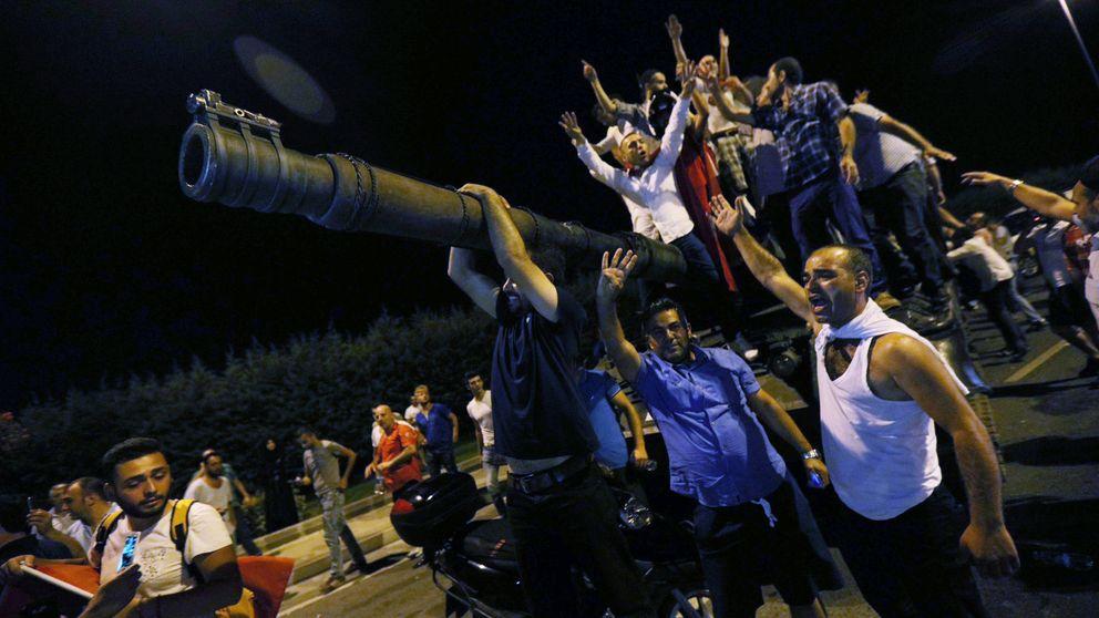 Cómo Hermanos Musulmanes egipcios ayudaron a parar el golpe en Turquía
