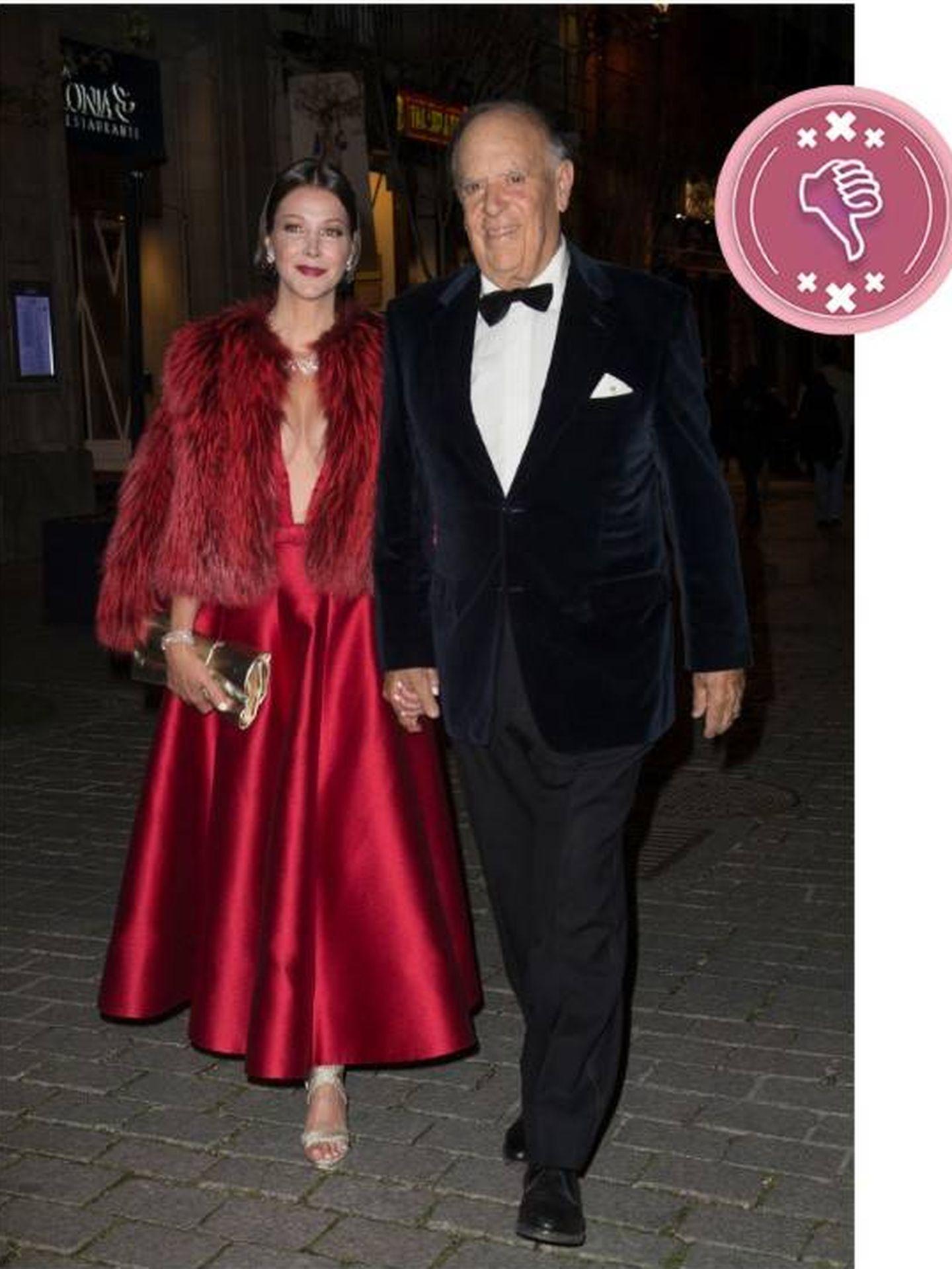 Carlos Falcó y su mujer. (Vanitatis)