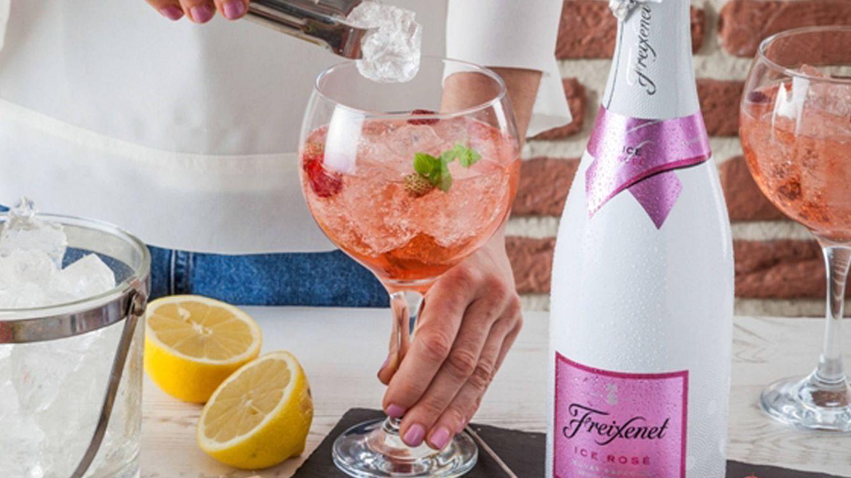 Foto: Freixenet ICE Rosé.