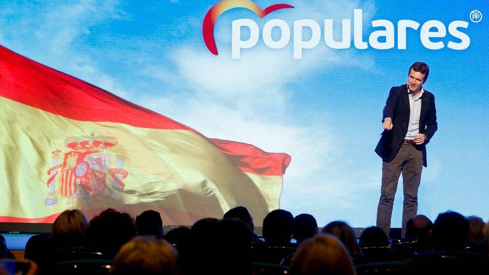 Vox amenaza decenas de escaños del PP en la España interior... que pueden ir al PSOE