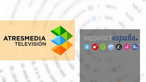 Atresmedia y Mediaset comercializarán desde enero las audiencias con invitados