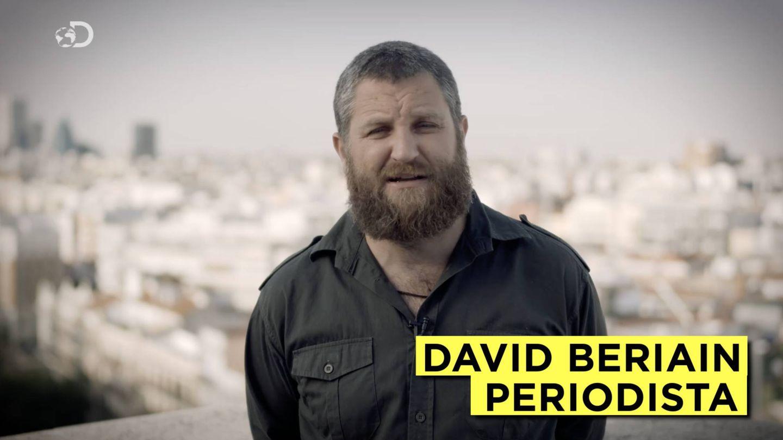 El periodista David Beriain es el narrador de la película documental 'Mosquito'.