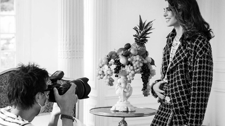 Carlota Casiraghi deja Saint Laurent por Chanel