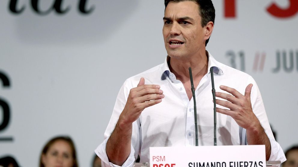 Temor en el PSOE a que Sánchez sólo pueda gobernar con Podemos
