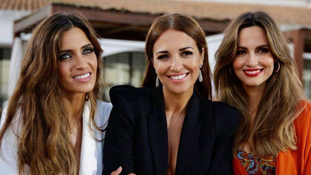 Foto: Paula, junto a Sara Carbonero y Ariadne Artiles, también se ha lanzado al mundo del diseño. (Instagram)