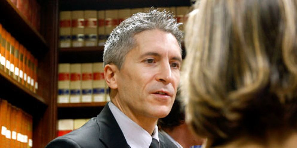Foto: El juez Marlaska acusó a la Policía de ocultarle el chivatazo a ETA durante 72 horas