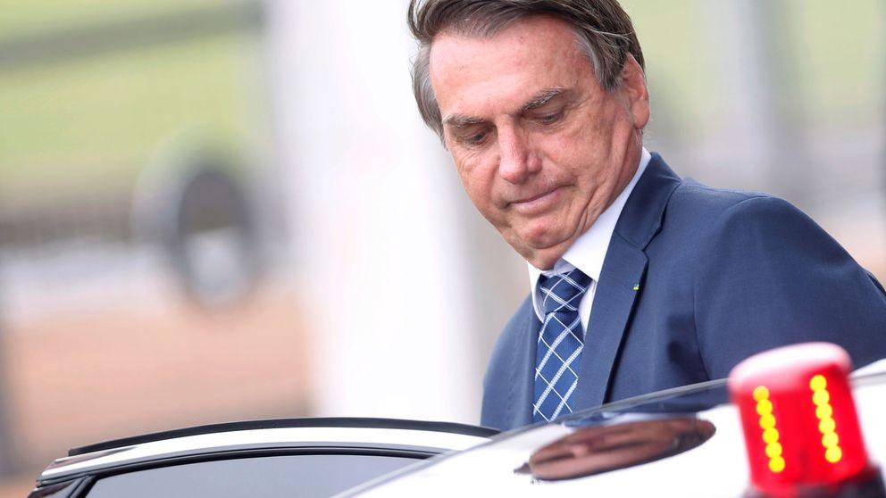 El presidente de Brasil, Jair Bolsonaro, decide no dar más entrevistas