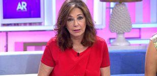 Post de Ana Rosa le envía un mensaje a Susanna Griso tras la muerte de su hermana