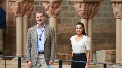 Las alpargatas (ideales) de Castañer que la reina Letizia ha estrenado en Huesca