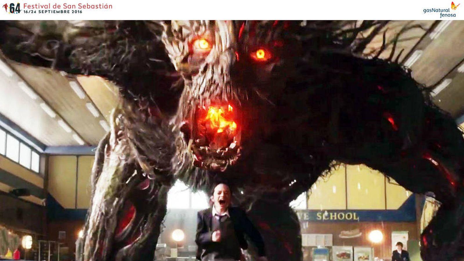 Foto: Fotograma de 'Un monstruo viene a verme'