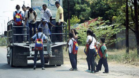 La crisis de Venezuela arrastra a la educación