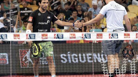 Paquito y Sanyo vuelven a retar a Bela y Lima en la final del Gran Canaria Open