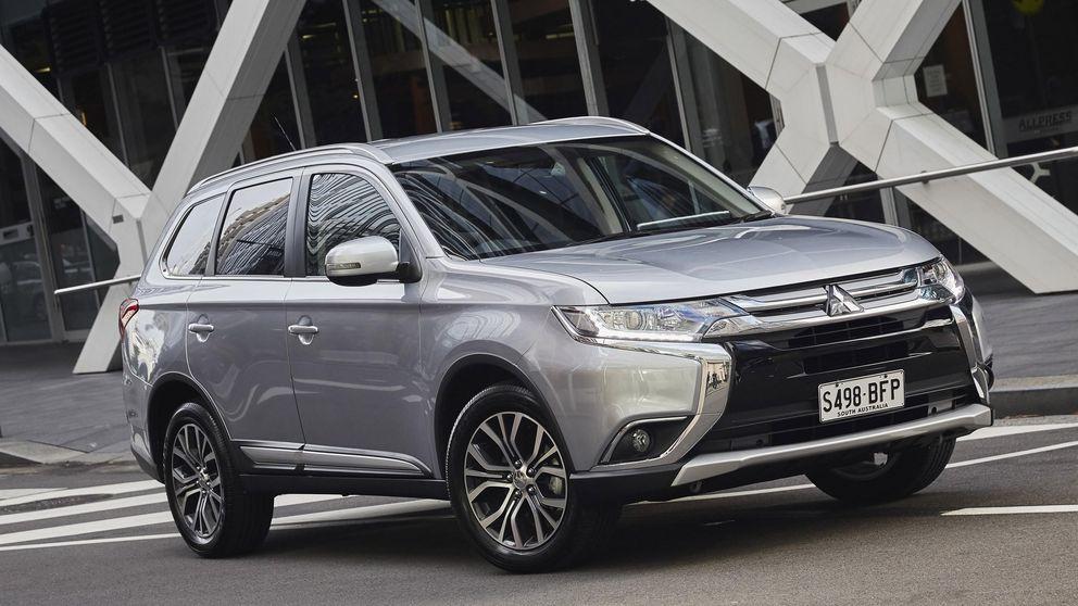 Mitsubishi Outlander, un nuevo todocamino desde 29.400 euros