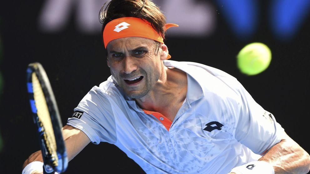 Un sublime Murray aparta a Ferrer de las semifinales del Open de Australia